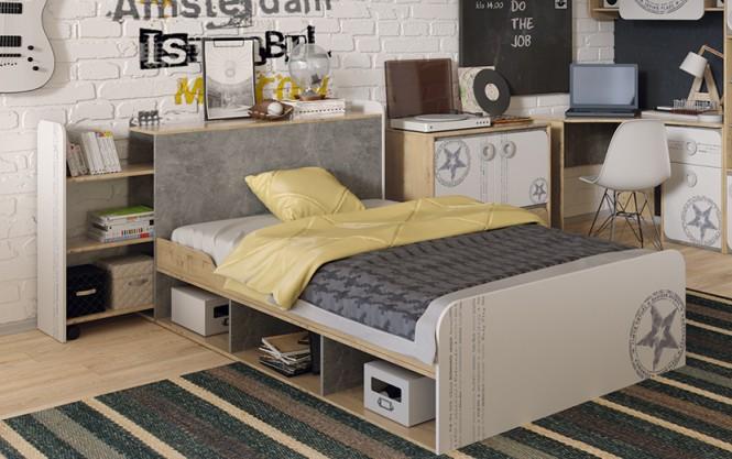 Кровать «Мегаполис»